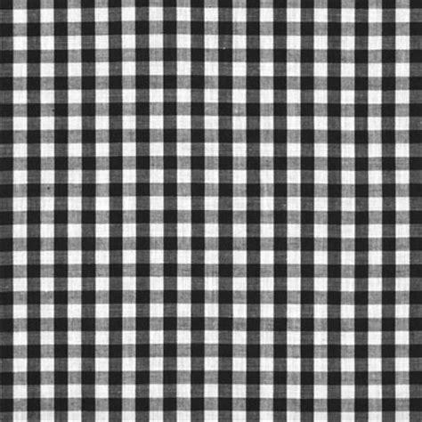 1 4 quot black gingham fabric onlinefabricstore net