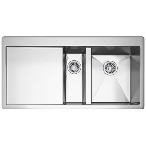 franke sink x 8 franke planar ppx 251 slim top 1 5 bowl stainless steel