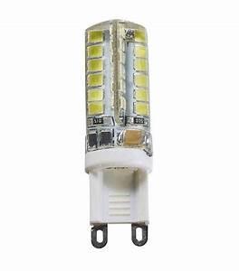 Ampoule Led G9 Blanc Froid : ampoule led g9 48 smd2835 3w 380 400lm blanc froid 360 ~ Melissatoandfro.com Idées de Décoration