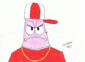 Gangster Patrick Drawings