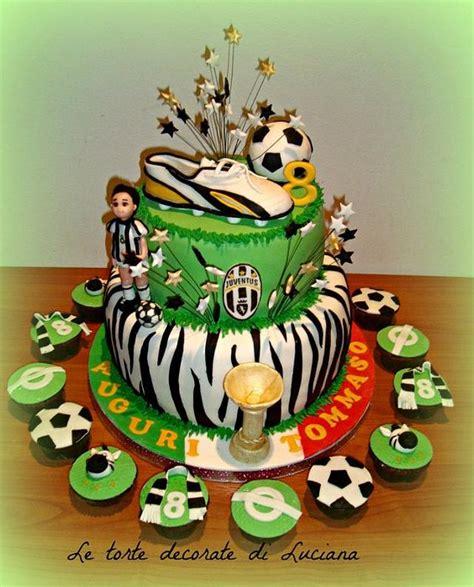 juventus soccer cake - cake by luciana - CakesDecor