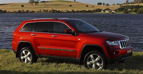 2012 Jeep Grand Cherokee Overland Review