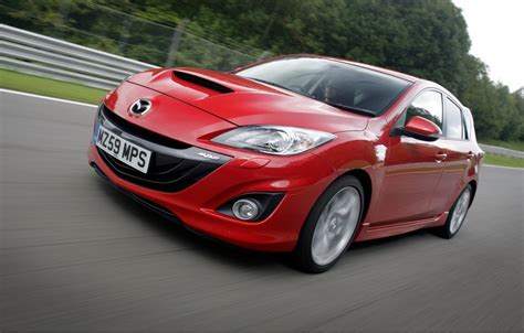 2010 Mazda3 Mps Uk Pricing Announced