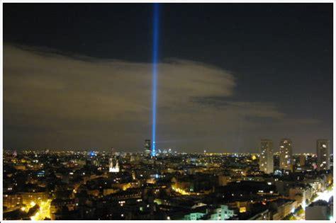laser exterieur boite de nuit phare bleu pour une nuit blanche bloc notes