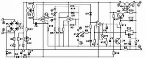 Skema Rangkaian Stabilizer Power Supply 0