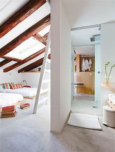 Petite Salle De Bain Ouverte Sur Chambre : une salle de bains ouverte sur la chambre je dis oui ~ Melissatoandfro.com Idées de Décoration
