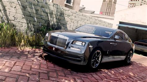 Rolls Royce Wraith Modification by Gta 5 2015 Rolls Royce Wraith Add On Mod Gtainside