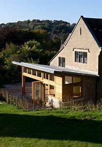 Extension Maison Ancienne : extension maison bois moderne et fonctionnelle ~ Louise-bijoux.com Idées de Décoration