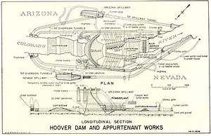 Diagram Of Dam Building : the rarely seen back of the hoover dam before it filled ~ A.2002-acura-tl-radio.info Haus und Dekorationen