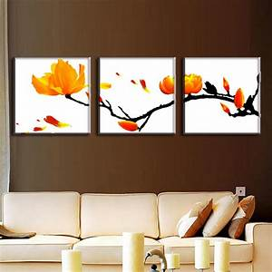 buy 3 panel wall art african abstract lover sweetheart oil With wall paintings for home decoration