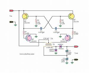 Dc Power Supply 300v From Battery 12v Circuit Diagram World