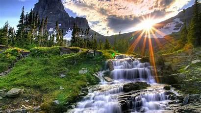 1080p Waterfall Pc Backgrounds 1080 1920 Pixelstalk