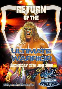 ULTIMATE WARRIOR THE RETURN by tanman1 on DeviantArt