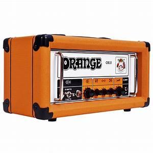 Ampli Wifi Orange : orange or15 t te ampli guitare ~ Melissatoandfro.com Idées de Décoration