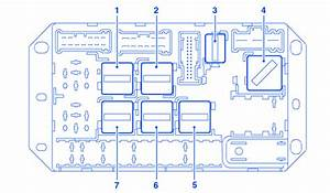 Range Rover L322 2002 Fuse Box  Block Circuit Breaker Diagram  U00bb Carfusebox