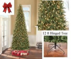 12 39 ft artificial slim tree w 1100 lights stunning big discount flickr