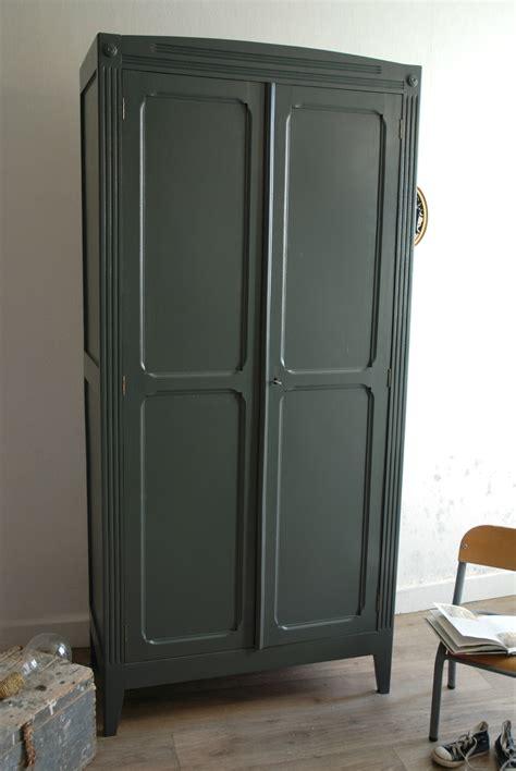 armoire dressing vintage