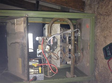 do gas dryers have pilot lights how to relight the pilot on the gas furnace youtube