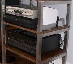 awesome home built hifi rack made of ikea lack coffee tables design pinterest best lack