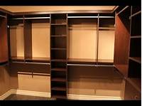 diy walk in closet Inspiring Ideas Of DIY Walk In Closet Plans - YouTube