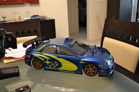 Sti Rc Car by Buy It Now Tamiya Tt01 Subaru Impreza Wrx Sti Electric Rc