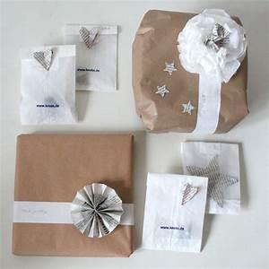 Rundes Geschenk Einpacken : mein verpackungsvorschlag grau wei braun handmade kultur ~ Eleganceandgraceweddings.com Haus und Dekorationen