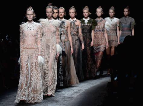 valentino    white models  africa themed
