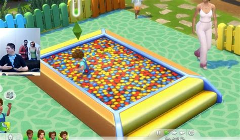 Improved ball pit? — The Sims Forums