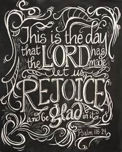 Free Printable Scripture Chalkboard Art
