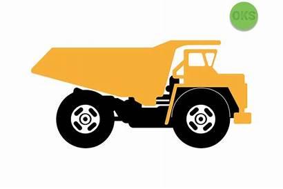 Svg Truck Dump Cricut Clipart Vector Thehungryjpeg