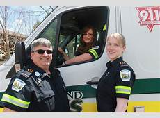 PEI paramedics working together to make things better