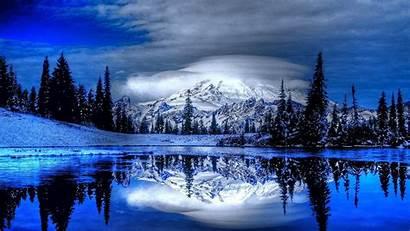 Winter Wallpapers Desktop Snow Windows Wonderland Colorado