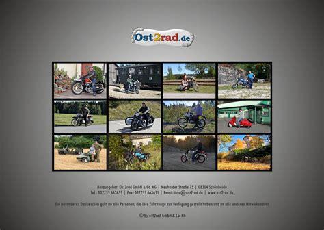motorrad kalender 2019 motorrad kalender 2019 mz simson jawa oldtimer motorr 228 der