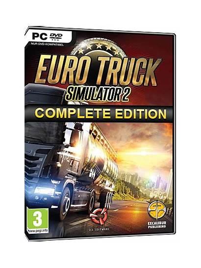 Simulator Euro Truck Edition Complete Dlc Mmoga