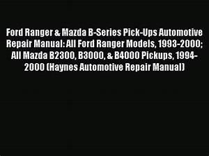 Mazda Repair Manual