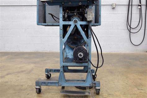 bunn package tying machine boggs equipment