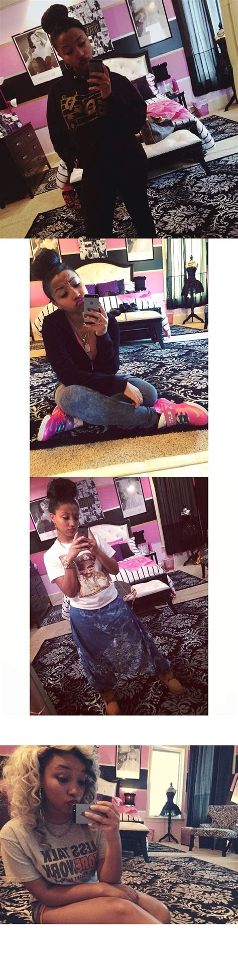 Zonnique Pullins Room  Super Cute  Omg Girlz  Ti And