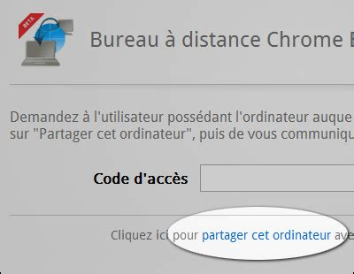 chrome bureau à distance chrome remote desktop prendre le contrôle d 39 un