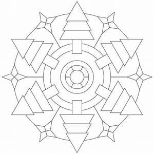 Mandala Ausmalbild Nr 124 Mandalas Pinterest