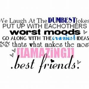 Best Friend Thank You Quotes   Best Friend Quotes
