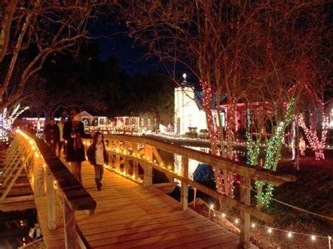 acadian village christmas lights lafayette la lights and displays create festive feel in acadian