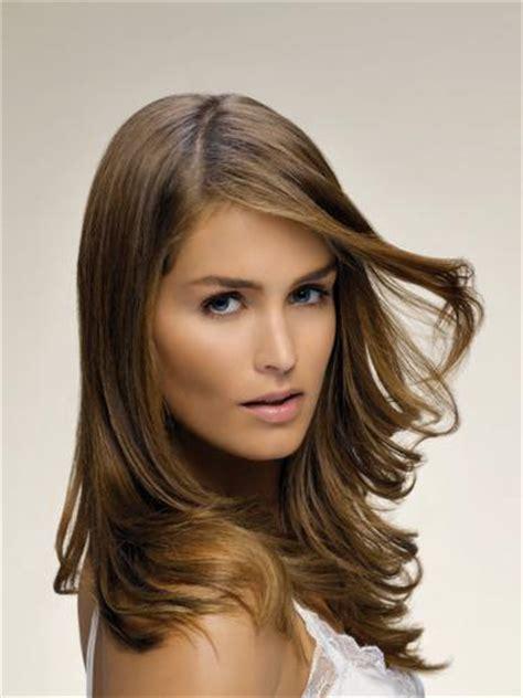 Exemple couleur cheveux noisette