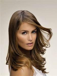 Cheveux Couleur Noisette : exemple couleur cheveux noisette ~ Melissatoandfro.com Idées de Décoration