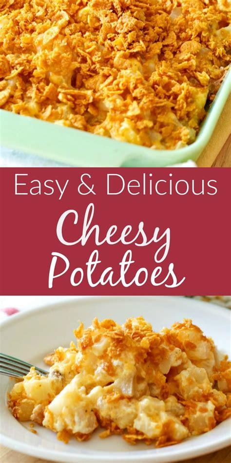 cheesy casserole recipe cheesy potato casserole recipe