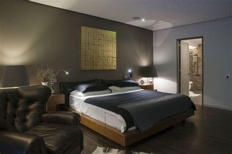 peinture verte chambre idée chambre à coucher de style moderne et contemporain