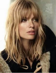 Coupe Cheveux Carré Mi Long : coupe de cheveux mi long 2016 femme ~ Melissatoandfro.com Idées de Décoration