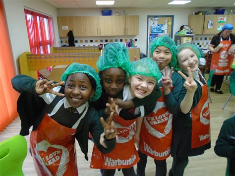 warburtons perryfields primary school