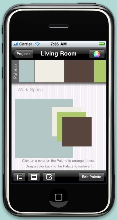 paintswatches on your iphone bob s blogs