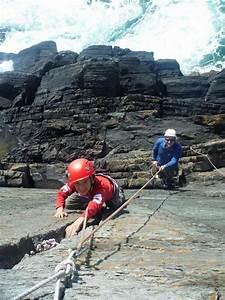 Climbing Pembrokeshire