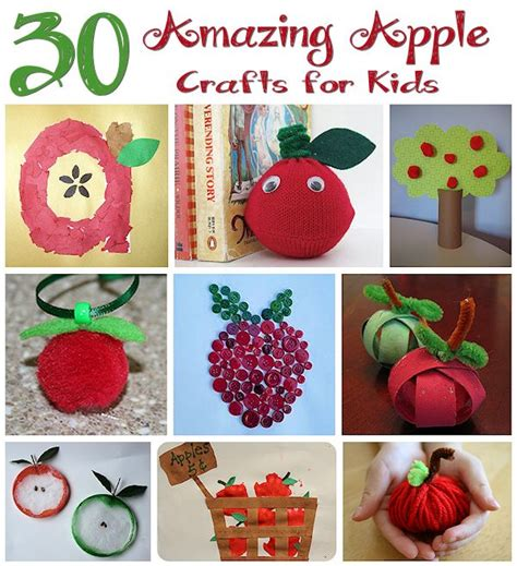apple theme preschool 30 apple crafts for about family crafts 290